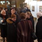 Vargyas Ildikó Betyárballada című kiállítása és megynyitó (2017. január 9.)